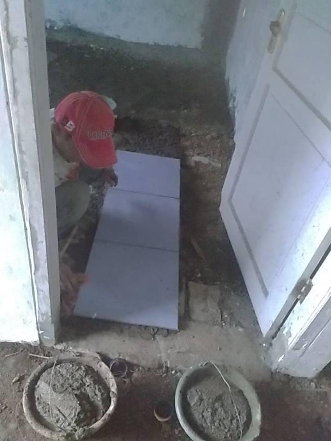 Spesialis  Pemasangan Tegel di Puncak Jaya