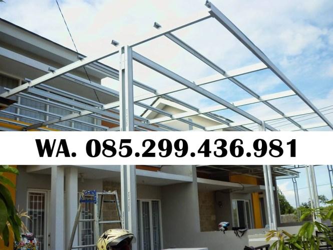 canopy membrane makassar Baru