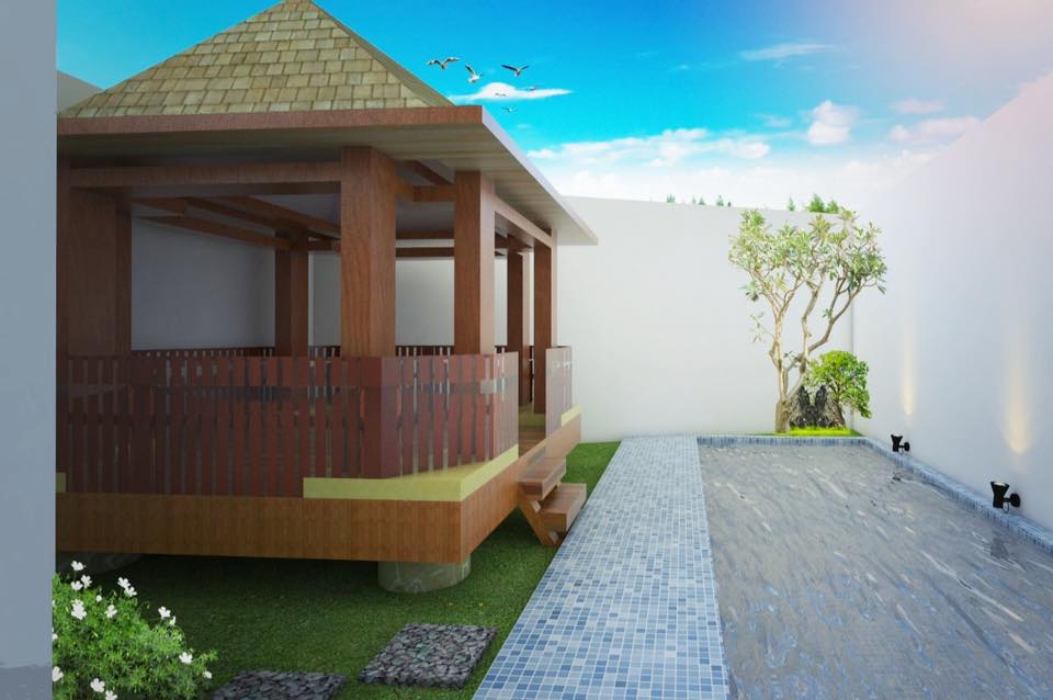 Desain Arsitek  di  Sumba Timur