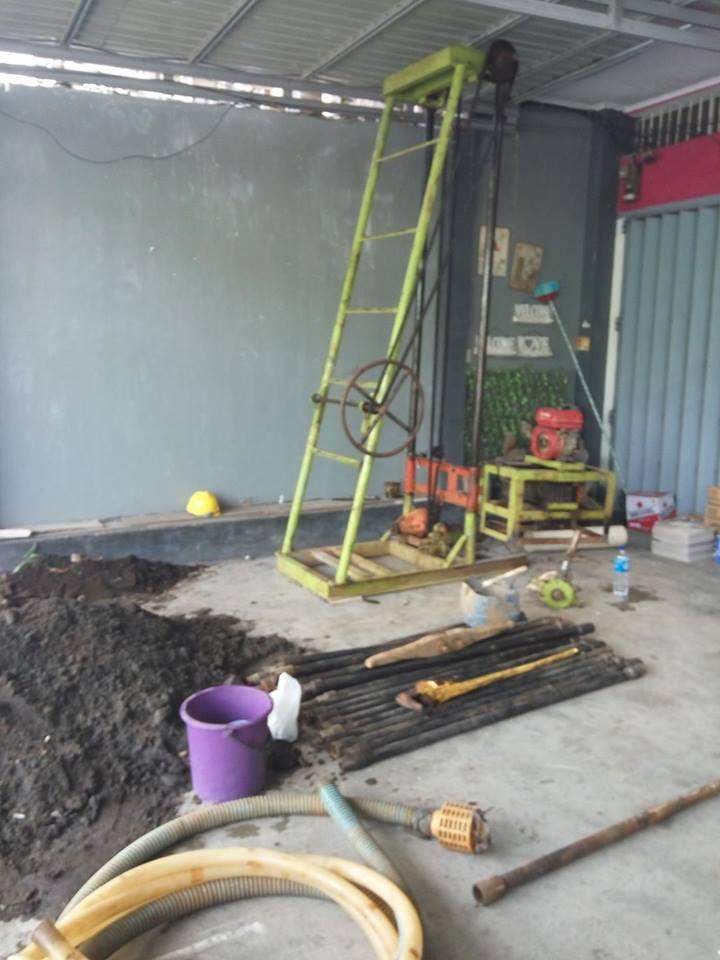 Jasa Pembuatan Sumur Bor di Wates