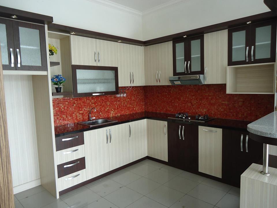 Jasa Pembuat Kitchen Set Minimalis di  Teluk Bintuni