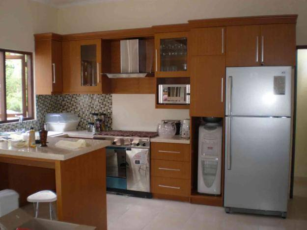 Jasa Pembuat Kitchen Set  di  Katingan