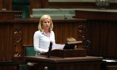 Joanna Schmidt foto. Rafał Zambrzycki