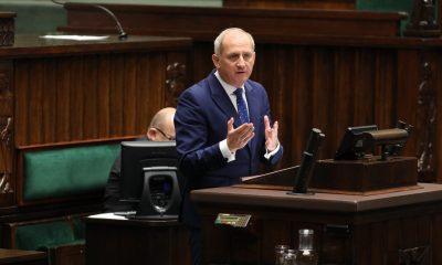 Sławomir Neumann fot. Kancelaria Sejmu - Rafał Zambrzycki
