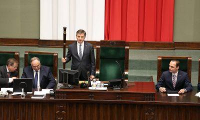 Marek Kuchciński/fot. Kancelaria Sejmu/Krzysztof Białoskórski