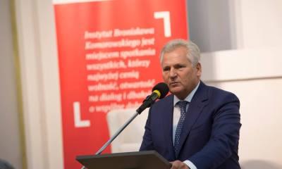 Aleksander Kwaśniewski/fot. Aleksander Kwaśniewski/Facebook