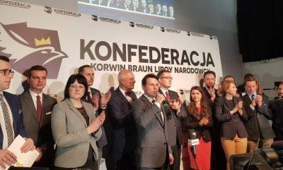 Konfederacja/Fot. Oliwer Pochwat/wSensie.pl