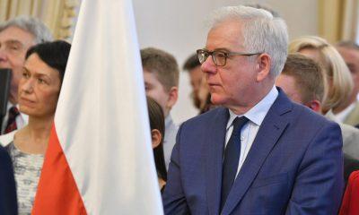 Jacek Czaputowicz/Fot. Kancelaria Sejmu/Łukasz Błasikiewicz