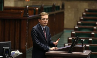 Robert Winnicki/Fot. Kancelaria Sejmu RP/CC BY 2.0/Flickr