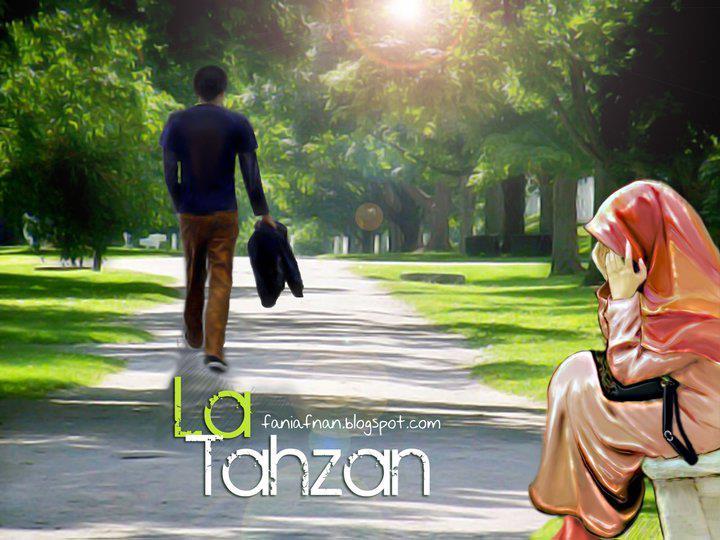 LA TAHZAN : KARENA ALLAH TELAHMENYIAPKAN JODOH UNTUK KITA