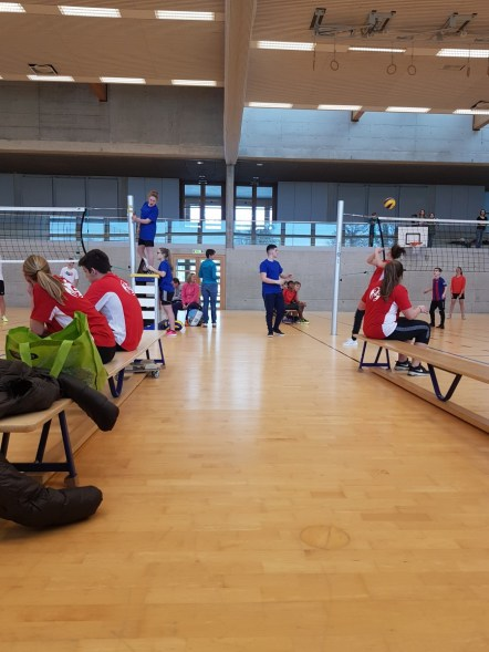 Volleyballturnier 01