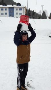 Im Schnee 01