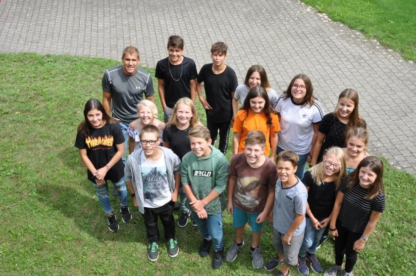 LL gelb Coachgruppe Wiederkehr 2019