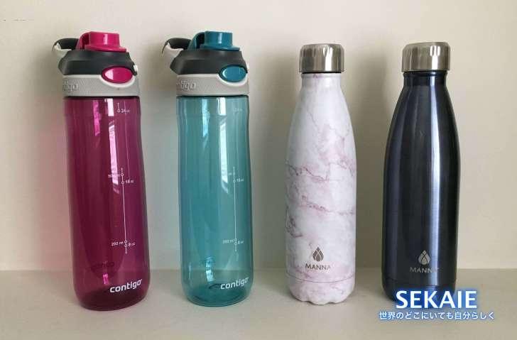 カナダ、水道水、飲める、フッ素