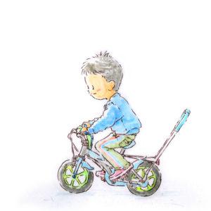 自転車は何歳から?子供の身体に合った選び方や購入時期をご紹介!