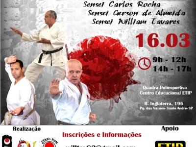 Open Training Karate Shotokan