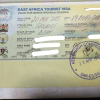 【タンザニア】ダルエスサラームで3カ国ビザ(東アフリカ観光ビザ)を取る