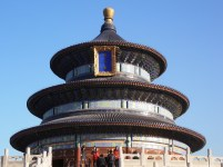 Temple of Heaven in China.