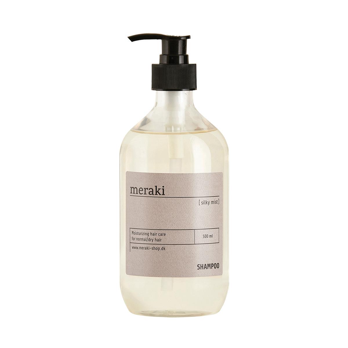 Shampoo, Silky mist