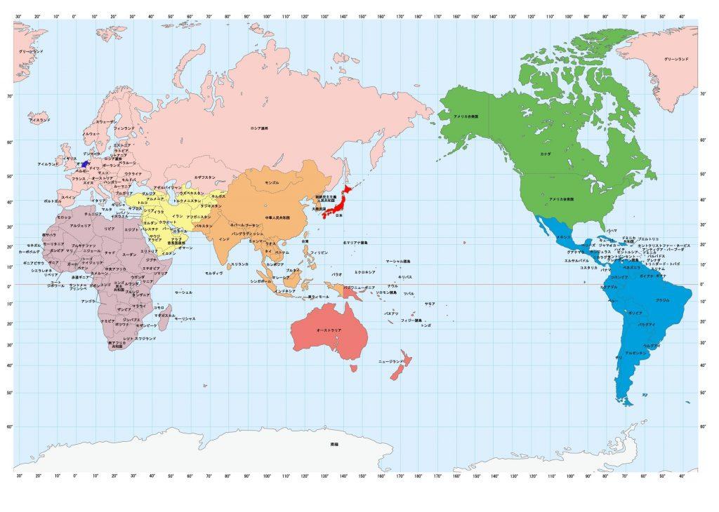 日本は「小さな島國」? : 世界國土ランキング   ノ〜チンの ...