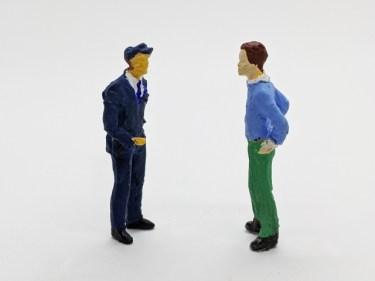 『何も悪いことをしていない人は、警官の職務質問に答える必要はない! ~外出時にいきなり警察官から職務質問されたときに役立つ知識と対処法~』