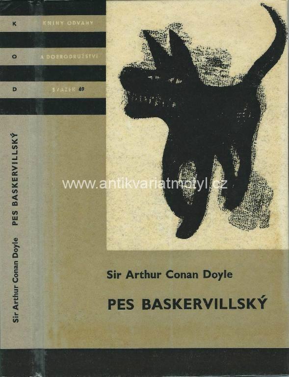 Příběhy Sherlocka Holmese: Pes baskervillský - Arthur Conan Doyle | Databáze knih