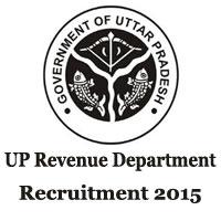 UP Revenue Department Recruitment 2015 Lekhpal Examination