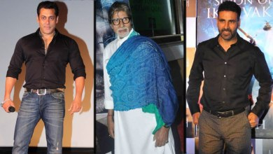 Salman, Amitabh, Akshay In Top 10 World Paid Actors Forbes List