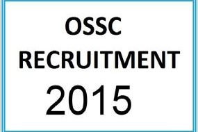 OSSC Recruitment 2015 Notification Junior Clerk Post Online Apply Form Interview Date