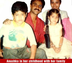 Anushka Sharma Family Pictures Brother, Mother, Father 03