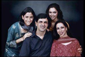 Deepika Padukone Family Mother, Father, Sister 01