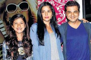 Sanjay Kapoor family