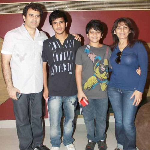 archana puran singh family pictures son husband background