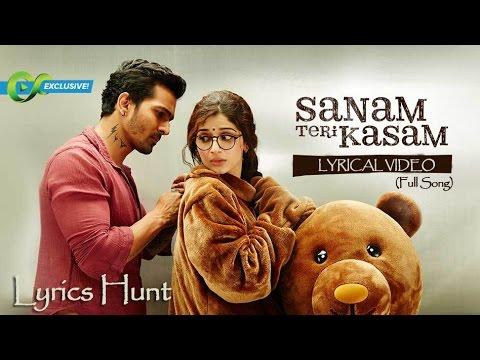 Sanam Teri Kasam 2016 Release Date Poster Himesh Reshammiya Songs