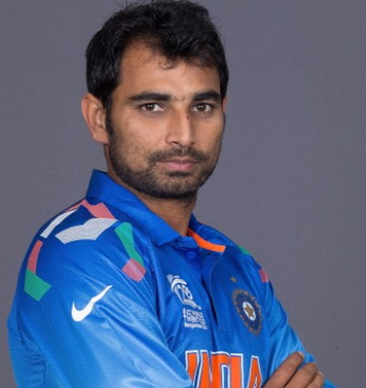Mohammed Shami Family Photos, Wife Daughter, Biography
