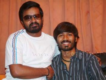 Dhanush family background, Brother Selvaraghavan Photo