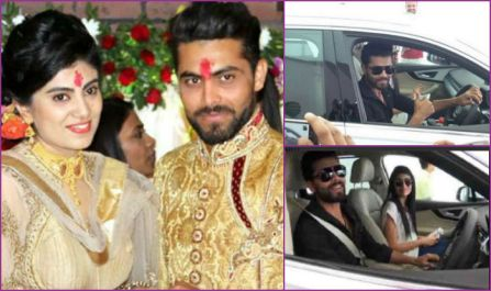 Ravindra Jadeja Get Married To Rivaba Solanki On April 17