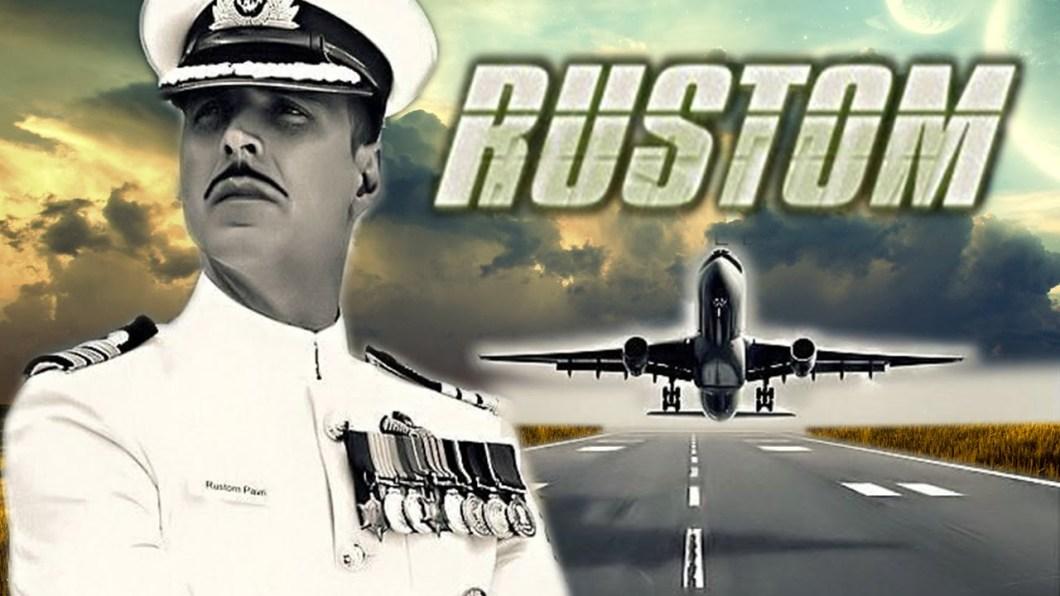 Akshay Kumar Rustom Movie Posters