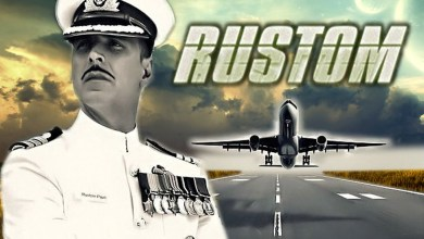 Akshay Kumar Rustom Movie Posters