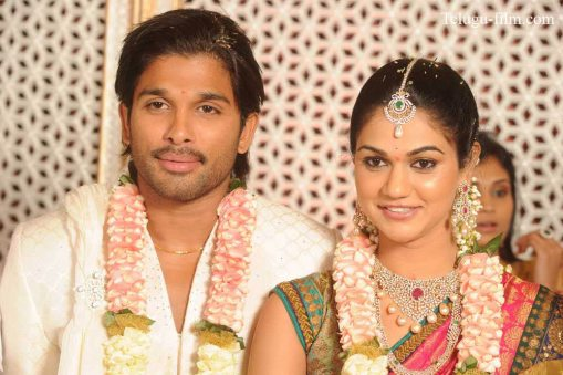 Allu Arjun Family, Father Name, Wife, Son Age