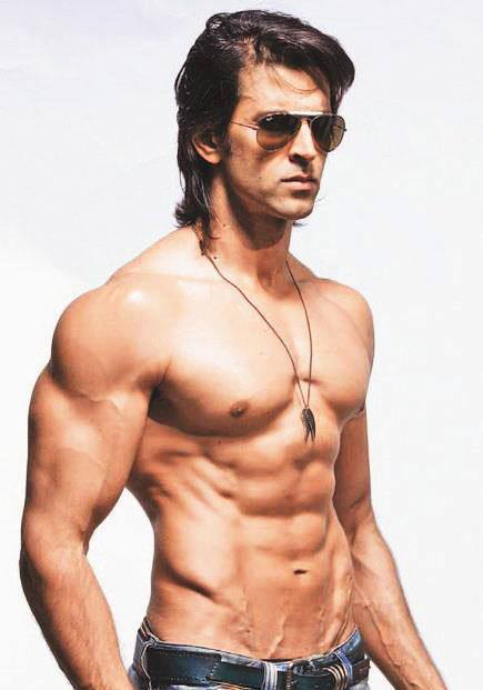 Hrithik Roshan Workout Routine Exercise Diet Plan Bodybuilding