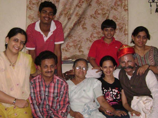 Ketaki Mategaonkar Family Photo, Husband, Age, Biography