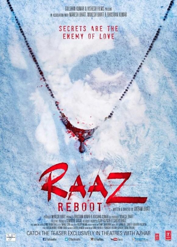 Raaz Reboot, Raaz 4 Release Date in India 2016, Story, First Look