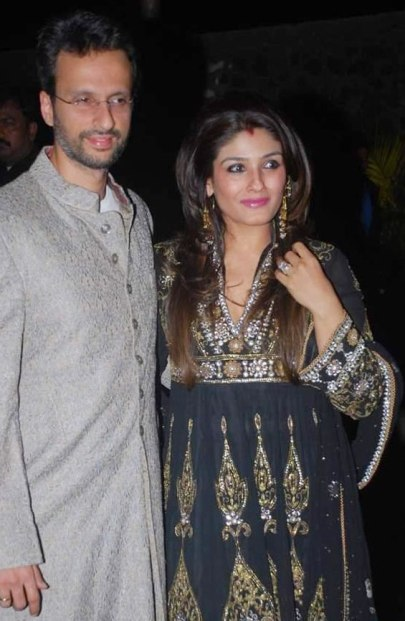 Raveena Tandon Husband And Family Photos, Father, Biography