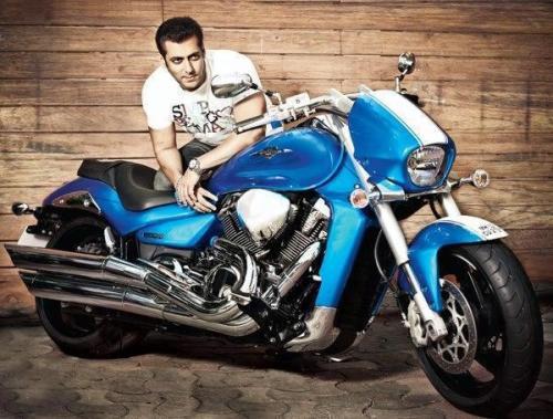 Salman Khan Cars And Bikes Collection 2017 Photos, suzuki