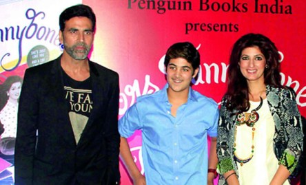 Twinkle Khanna Family Father, Mother, Husband, Son Name