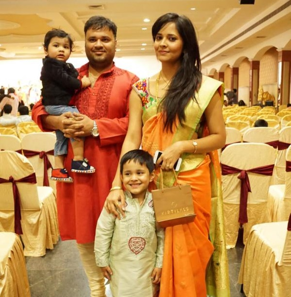Wiki Bio: Anasuya Family Photos, Husband Name, Wiki Biography, Age