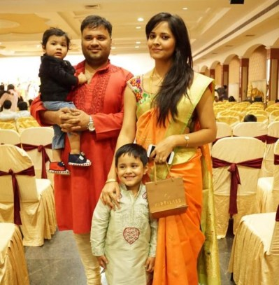Anasuya Family Photos, Husband Name, Wiki Biography