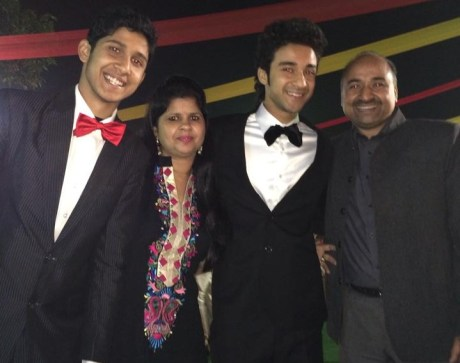 Raghav Juyal Family Photo, Father And Mother Name, Biography