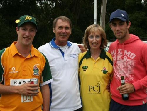 Glenn Maxwell Family Photos, Father, Brother, Sister, Wife, Height, Bio